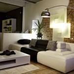 modern lambalarla salon ışıklandırması