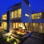 olağanüstü triplex villa modelleri