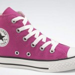 pembe convers bayan ayakkabı örneği