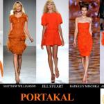 portakal bu yaz  hangi renkler moda olacak