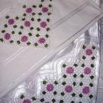 renkli havlu bohça takımı modeli