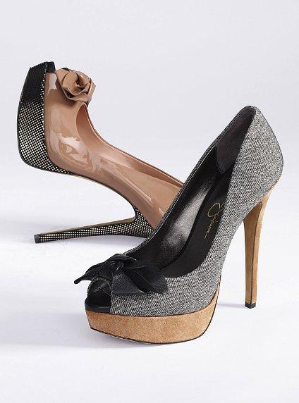 rugan ve pamuklu kumaş 2012 myazlık topuklu ayakkabı modelleri