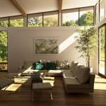 sakin en modern oturma odası örnekleri