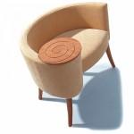 sehpalı koltuk Modern Dekoratif Eşyalar
