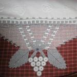sim ipli tığ işi havlu kenarı örnekleri