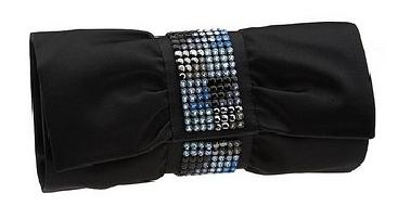 siyah şık el çantası modelleri