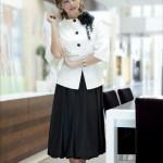 siyah beyaz takım elbise 2011 ilkbahar yaz koleksiyonu