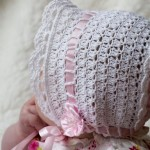 tığ işi  bağlamalı bebek yazlık  bere ve şapka modeli