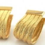 trabzon hasırı altın küpe örnekleri