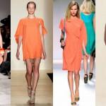 turuncu bu yaz hangi renkler moda