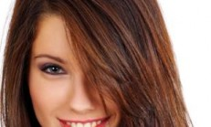 Kahverengi saç rengi modelleri