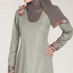 uzun kollu 2011 Yeni Moda Tunik Modelleri