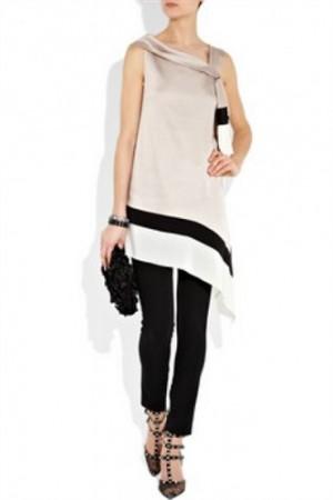 veren askılı 2011 Yeni Moda Tunik Modelleri