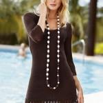 yazlık  Yeni Moda Tunik Modelleri