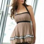 yazlık askılı 2011 Yeni Moda Tunik Modelleri