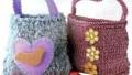 Örgü Mini Çanta Örnekleri