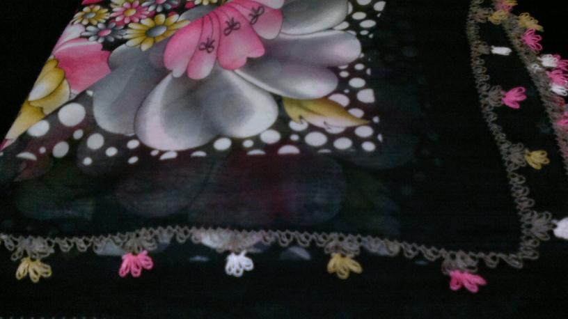 çıtı pıtı küçük çiçekli ine oya yazma örnekleri