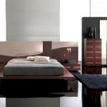 çağdaş yatak odaları