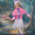 çocuk pelerin modeli