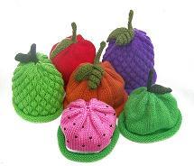 çocuklara myveli örgü şapka modelleri