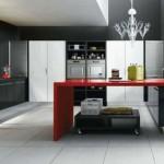 çok modern hazır mutfak tasarımları