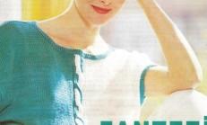 Fantezi Şıklık İki Renkli Baharlık Bluz