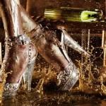 ışıltılı taşlı ayakkabı modelleri