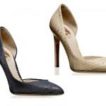 şık yüksek topuklu sivri burunlu ayakkabı tasarımları