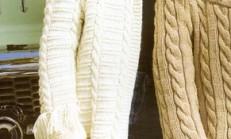 Ceket Yaka Beyaz Renkli Kız Çocuk Hırka Modeli