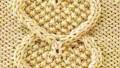 Saç Örgüleri Pirinçli Kalp