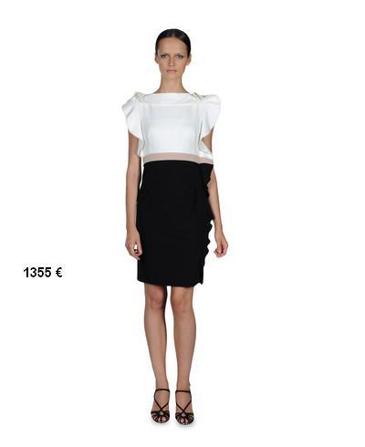 Valentino-2012-sonbahar-kış-siyah-beyaz-elbiseler