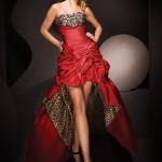 Yeni Trend Mini Abiye Elbise Modelleri