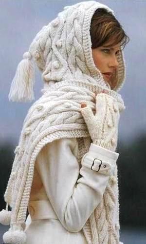 atkılı bayan örgü şapka örnekleri