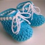 bebeklere en güzel tığ işi ayakkabı patikler