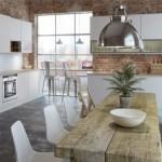 beyaz en güzel hazır mutfak resimleri