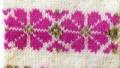 Şiş ile Renkli Örgü Motifleri