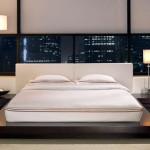 dekoratif modern yatak odaları