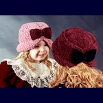 en güzel örgü el işi çocuk şapkaları