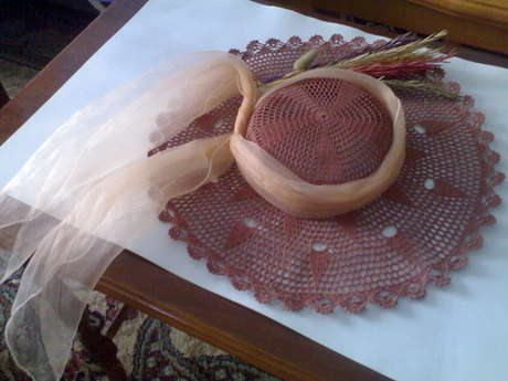 en güzel modern el işi şapkalar