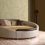 en güzel yuvarlak yatak örtüleri örnekleri