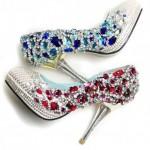 en yeni taşlı ayakkabı resimleri