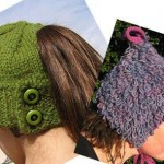 farklı tasarım örgü şapka modelleri