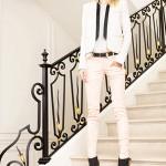 frapan tarz dar paça pantolon tasarımları