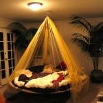hamak modeli en şoık yuvarlak yatak örtü örneği