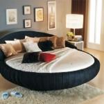 harika yuvarlak yatak örtü örnekleri