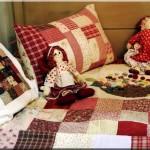 kıkryama harika yatak örtü modelleri
