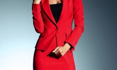Bayan Takım Kombinleri Ceket Pantolon Etek ve Şortlu Takımlar