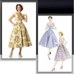 krem rengi çiçekli elbise modelleri