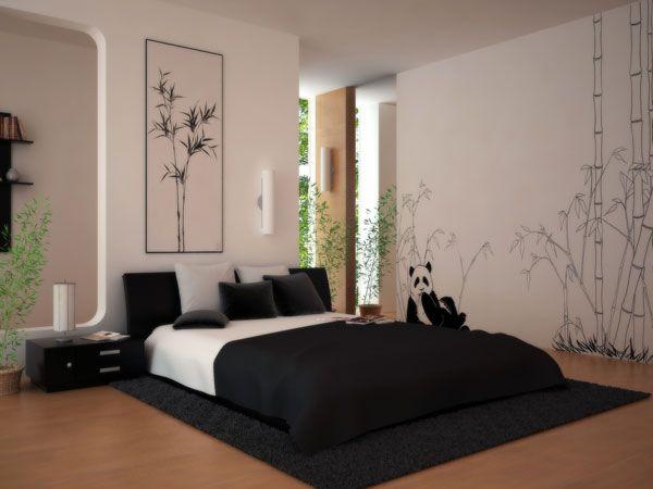 modern yatak odası dizaynları