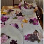 peluş klozet takımı banyo örtüleri